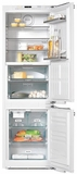 "KFNS37692iDE Miele 22"" Bottom Mount Refrigerator with PerfectFresh Pro - Stainless Steel"