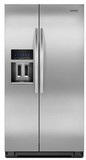KitchenAid Freestanding Side By Side Refrigerators