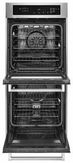 Kodc304ess Kitchenaid 24 Quot Double Wall Oven With True