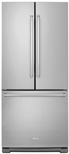 30 French Door Refrigerator at US Appliance