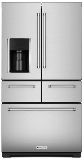 Reviews for KRMF706ESS KitchenAid 25.8 Cu. Ft. 36