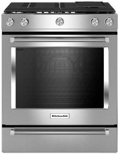 KSGB900ESS KitchenAid 6.5 Cu. Ft. 30