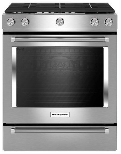 KSGG700ESS KitchenAid 5.8 Cu. Ft. 30