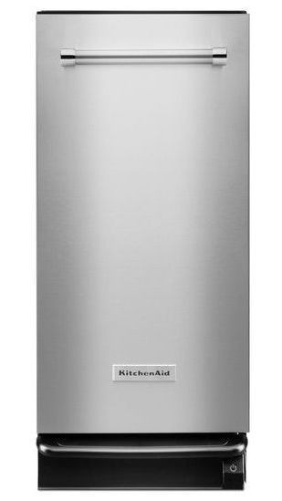 Trash Compactor Reviews reviews for ktts505ess kitchenaid 1.4 cu. ft. built-in trash