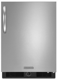 KURS24RSBS KitchenAid Architect 5.6 cu. ft. Undercounter Specialty Refrigerator - Stainless/Black