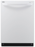 LDF7774WW LG Fully Integrated Dishwasher with Height Adjustable 3rd Rack - White