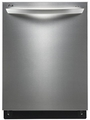 LDF8764ST LG Fully Integrated Steam Dishwasher with Easyrack Plus - Stainless Steel