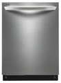 LDF8874ST LG Fully Integrated Steam Dishwasher with Third Rack - Stainless Steel