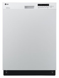 LDS5040WW LG Semi-Integrated Dishwasher with Flexible EasyRack� System - White