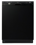 LDS5540BB LG Semi-Integrated Dishwasher with Flexible EasyRack Plus System - Black