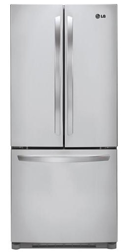 Reviews For Lfc22770st Lg 216 Cu Ft French Door Refrigerator With