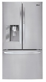 LFX32945ST LG Mega Capacity 3-Door French Door Refrigerator with Door-In-Door - Stainless Steel