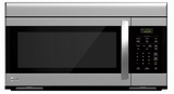 LMV1683ST LG 1.6 Cu. Ft. Over the Range Microwave Oven - Stainless Steel