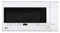 LMVM2033SW LG 2.0 cu. ft. Over-The-Range Microwave Oven - White