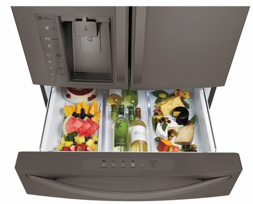 Lmxs30776d Lg Black Stainless Steel Series 30 Cu Ft 36 Quot 4