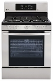 LRG3081ST LG 5.4 Cu. Ft. Capacity Freestanding Gas Range - Stainless Steel
