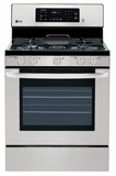 LRG3083ST LG 5.4 cu. ft. Freestanding Gas Range - Stainless Steel