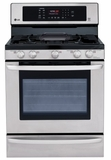 LRG3085ST LG 5.4 Cu. Ft. Capacity Freestanding Gas Range - Stainless Steel