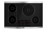 "LSCI307ST LG Studio Series 30"" Electric Induction Cooktop with Induction Cooking - Black with Stainless Steel Trim"