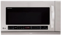 LSMH207ST LG Studio 2.0 Cu. Ft. Over the Range Microwave with QuietPower - Stainless Steel