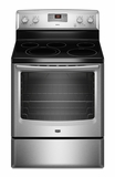Maytag Electric Ranges STAINLESS STEEL