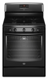 Maytag Gas Ranges BLACK