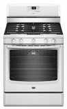Maytag Gas Ranges WHITE