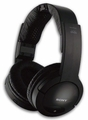 MDR-RF985RK Sony 900MHz Wireless Radio Frequency Headphones with Noise Reduction