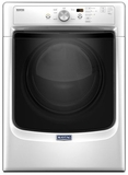 MED3500FW Maytag 7.4 Cu. Ft. Electric Dryer with PowerDry & Wrinkle Prevention - White