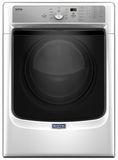 MED5500FW Maytag 7.4 Cu. Ft. Electric Dryer with Sanitize Cycle & PowerDry System - White