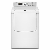 MEDB725BW Maytag 7.3 cu. ft. Bravos XL HE Electric Dryer with Refresh Cycle - White