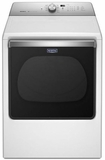 MEDB835DW Maytag 8.8 Cu. Ft. Extra-Large Capacity Electric Dryer with PowerDry Cycle - White