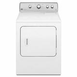 MEDC400BW Maytag 7.0 cu. ft. Centennial HE Electric Dryer with IntelliDry Sensor - White