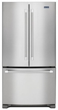 MFF2558DEM Maytag 25 cu. ft. 3-Door French Door Refrigerator with Greater Capacity - Stainless Steel
