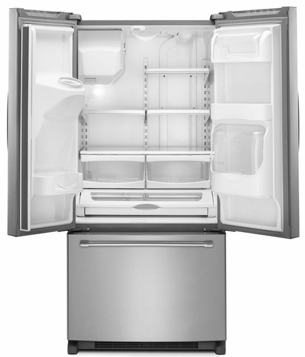 Mfi2269drm Maytag 22 Cu Ft French Door Refrigerator With