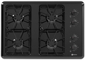 MGC4430BDB Maytag 30-inch Gas Cooktop with One Power Cook Burner - Black
