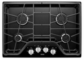 MGC7430DE Maytag 30-inch 4-burner Gas Cooktop with Power Burner - Black