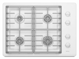 "MGC7430WW Maytag 30"" Gas Cooktop - White"