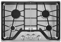 MGC9530DS Maytag 30-inch 5-burner Gas Cooktop with DuraGuard Protective Finish - Stainless Steel