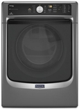 MGD5100DC Maytag Maxima 7.4 cu. ft. Front Load Gas Dryer with Refresh Cycle with Steam - Slate