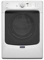 MGD5100DW Maytag Maxima 7.4 cu. ft. Front Load Gas Dryer with Refresh Cycle with Steam - White