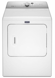 MGDB755DW Maytag 7.0 Cu. Ft. Gas Dryer With Rapid Dry Cycle - White