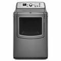 MGDB980BG Maytag 7.3 cu. ft. Bravos XL HE Gas Dryer with Reduce Static Option - Gray