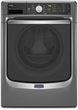MHW7100DC Maytag Maxima 4.5 cu. ft. Front Load Steam Washer with Overnight Wash & Dry Cycle - Metallic Slate