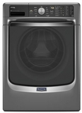 MHW8100DC Maytag Maxima 4.5 cu. ft. Front Load Washer with Steam and PowerWash� System - Slate