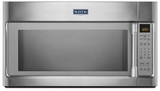 MMV4205DS Maytag 2.0 cu. ft. Over-the-Range Microwave with Sensor Cooking - Stainless Steel