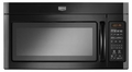 MMV4206BB Maytag 2.0 Cu Ft Over The Range Microwave - Black on Black