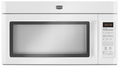 MMV4206BW Maytag 2.0 Cu Ft Over The Range Microwave - White on White