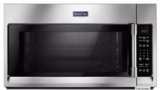 MMV4206FZ Maytag Over the Range Microwave with Interior Cooking Rack - Fingerprint Resistant - Stainless Steel