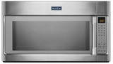 MMV6190DS Maytag 1.9 cu. ft. Over-the-Range Microwave with EvenAir Convection Mode - Stainless Steel